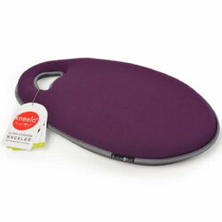 Burgon & Ball  Kneelo  20.58 in. L x 12 in. W EVA Foam  Garden Kneeler  Plum