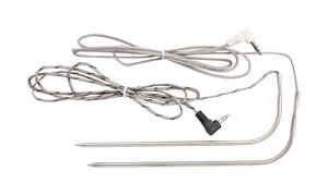 Traeger  Stainless Steel  Replacement Meat Probe  0.07 in. H x 4.5 in. W x 9.5 in. L