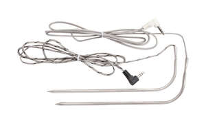 Traeger  Stainless Steel  Replacement Meat Probe  9.5 in. L x 4.5 in. W x 0.07 in. H