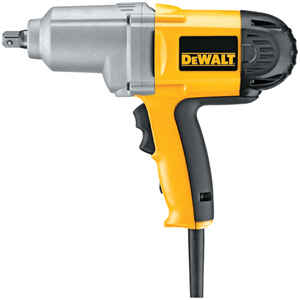 DeWalt  1/2 in. Corded  Impact Wrench  7.5 are 345
