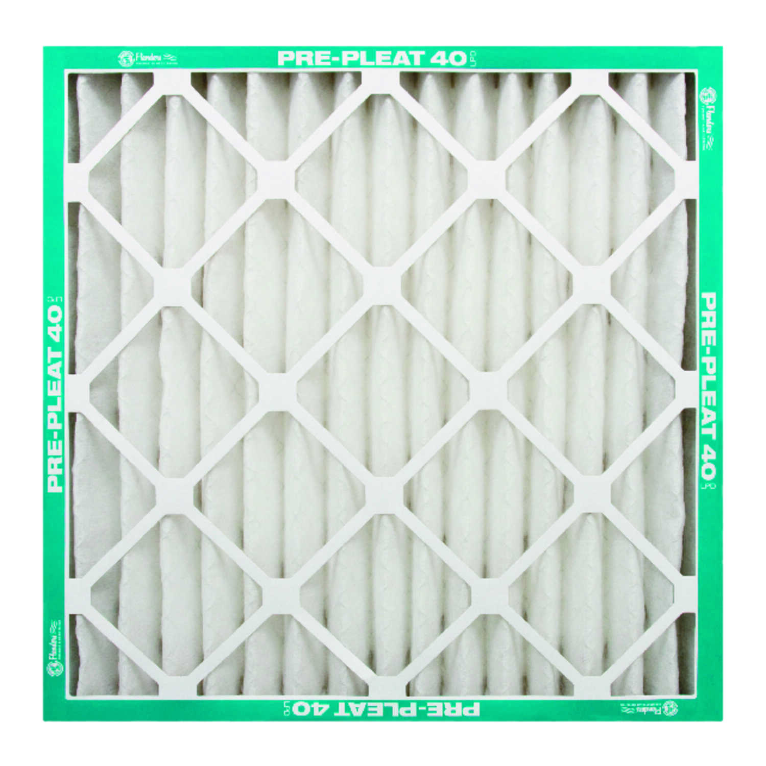 AAF Flanders  24 in. W x 24 in. H x 4 in. D Synthetic  Pleated Air Filter
