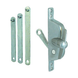 Prime-Line Silver Metal Center Jalousie Window Operator Kit For Universal