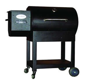 Louisiana Grills  LG-900  Wood Pellet  Black  Grill  48000 BTU