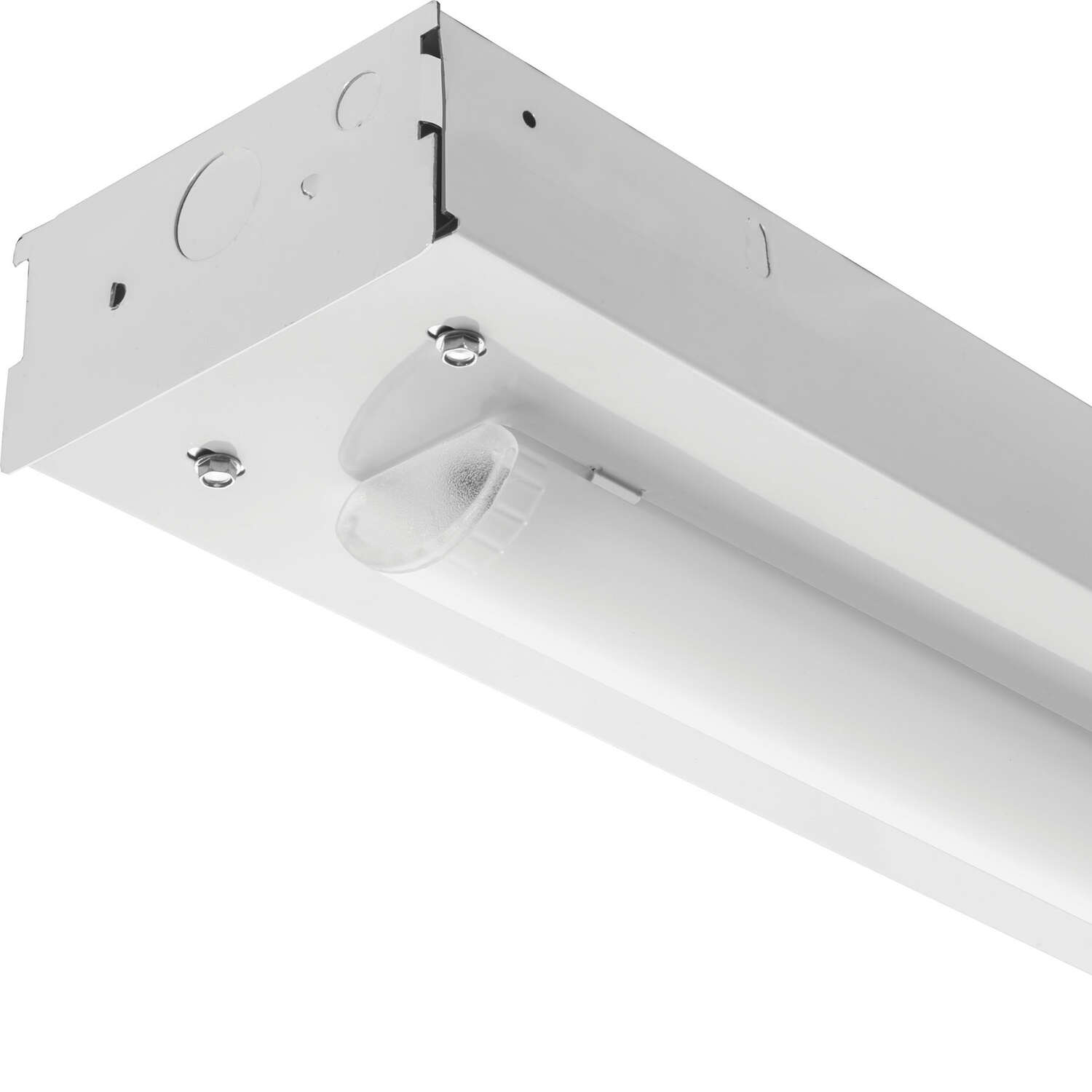 Lithonia Lighting  96 in. L White  Strip Light  Hardwired  8000 lumens