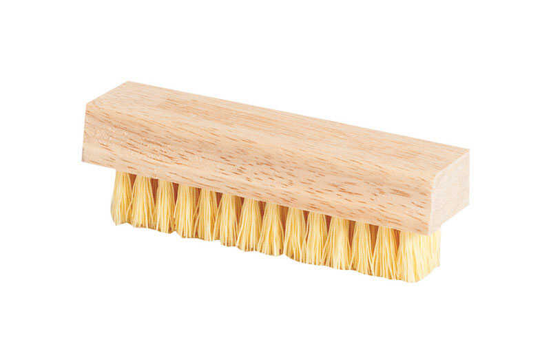 DQB  4-3/4 in. W Wood  Brush