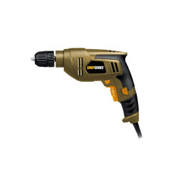 Rockwell  ShopSeries  3/8 in. Keyless  VSR Corded Drill  Bare Tool  4.5 amps 3000 rpm