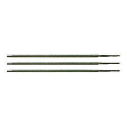 Nicholson  8 in. L High Carbon Steel  File  3 pc.