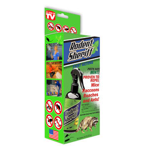 Rodent Sheriff  As Seen on TV  Animal Repellent  Liquid  For Rodents 8 oz.