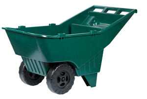 Rubbermaid Commercial  HDPE  Lawn Cart  200 lb. capacity