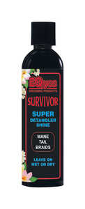 EQyss Survivor  Liquid  Detangler & Shine  For Horse 4 oz.