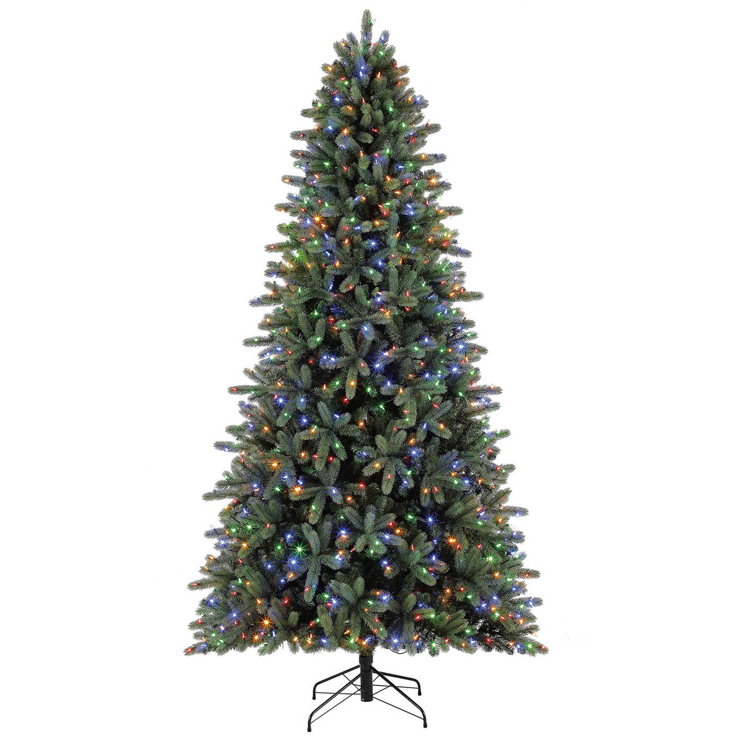 Celebrations  Color Changing  Prelit 9 ft. Illuminated Grand Fir  Artificial Tree  1000 lights 2563