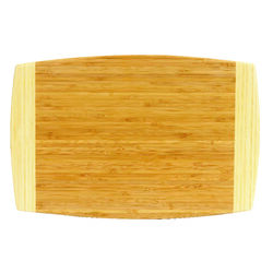 Joyce Chen  18 in. L x 12 in. W 0.75  Bamboo  Cutting Board