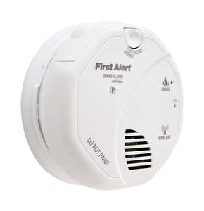First Alert  Battery  Photoelectric  Smoke Alarm