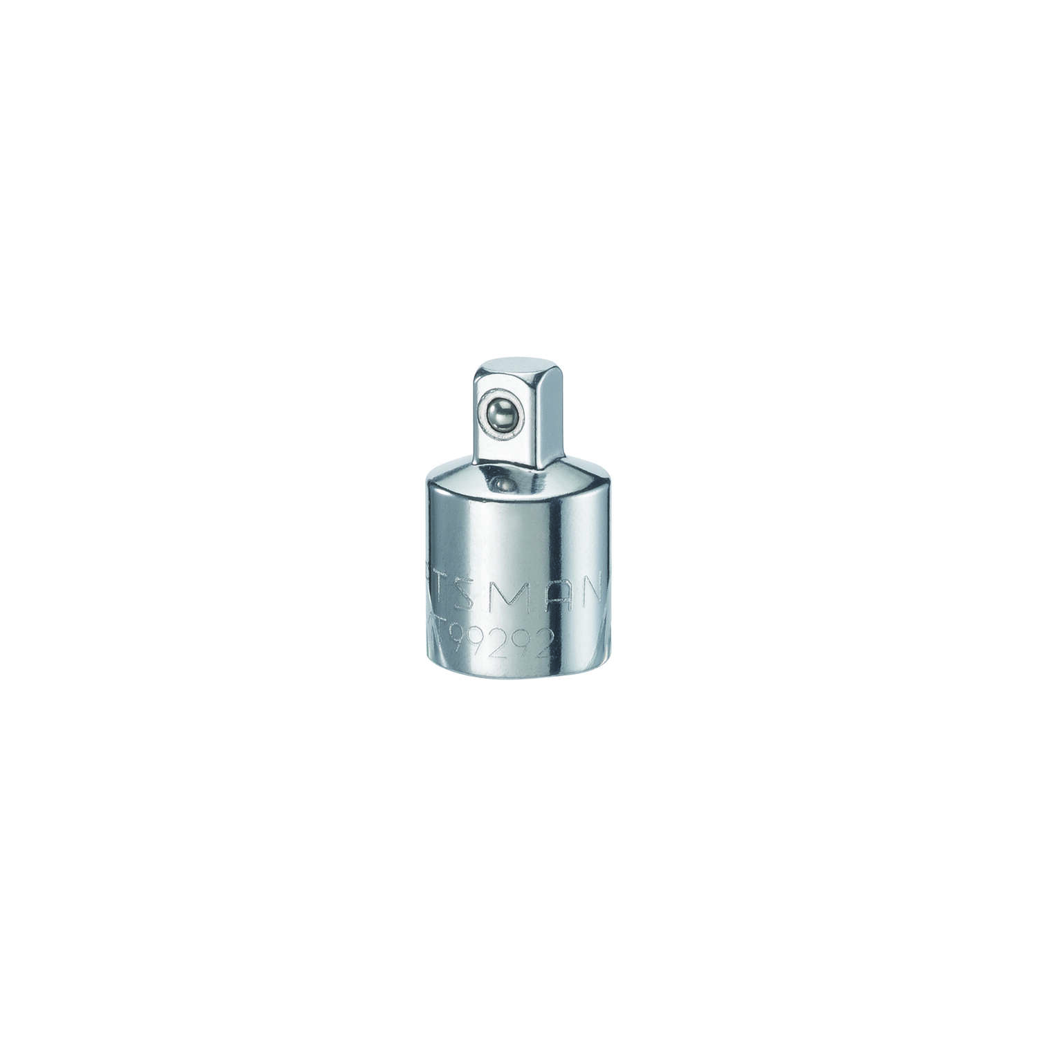 Craftsman 3/8 in. L x 1/4 and 3/8 in. SAE Socket Adapter 1 pc.