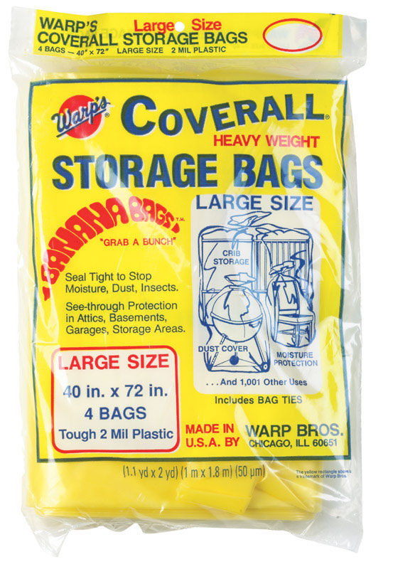 Warp's  Large  Storage Bag  25
