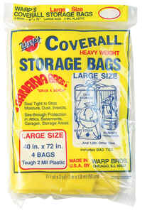 Warp's  Large  25  Storage Bag  Yellow