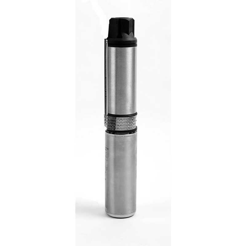 Ecoflo  Stainless Steel  Submersible Pump  1/2 hp 1200 gph 230 volt