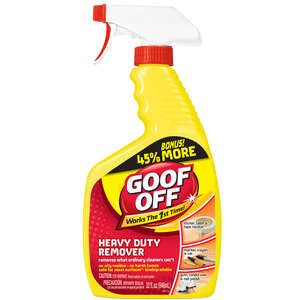 Goof Off  Heavy Duty  Liquid  Adhesive Remover  32 oz.