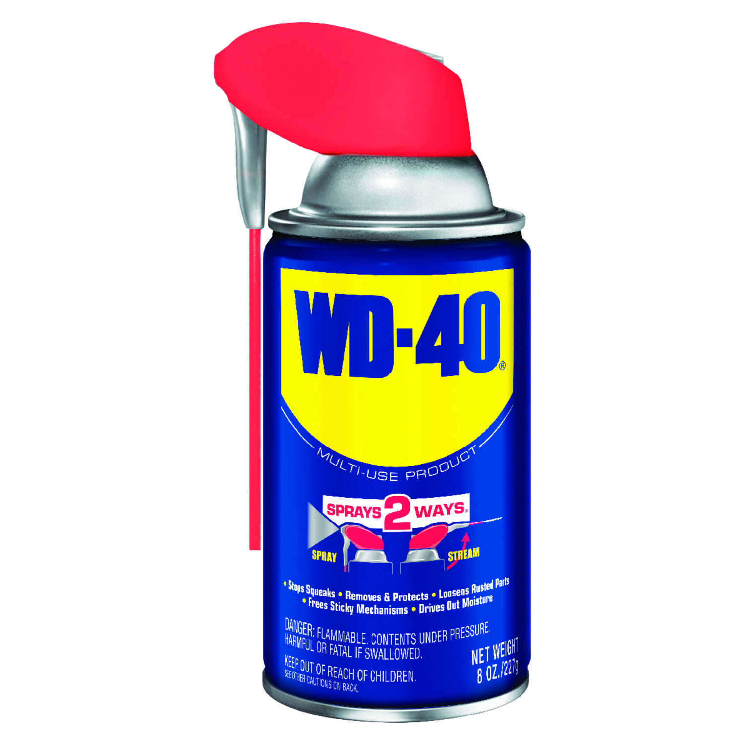 WD-40  Smart Straw  General Purpose  Lubricant Spray  8 oz.