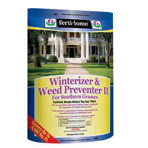 Ferti-Lome  Hi Yield  10-0-14  Winterizer Weed And Feed  For Dalligrass 16 lb. 4500 sq. ft.