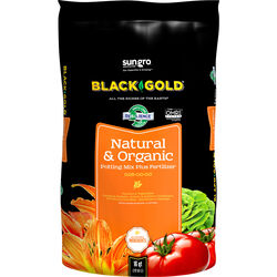 Black Gold Organic All Purpose Potting Mix 10 qt.