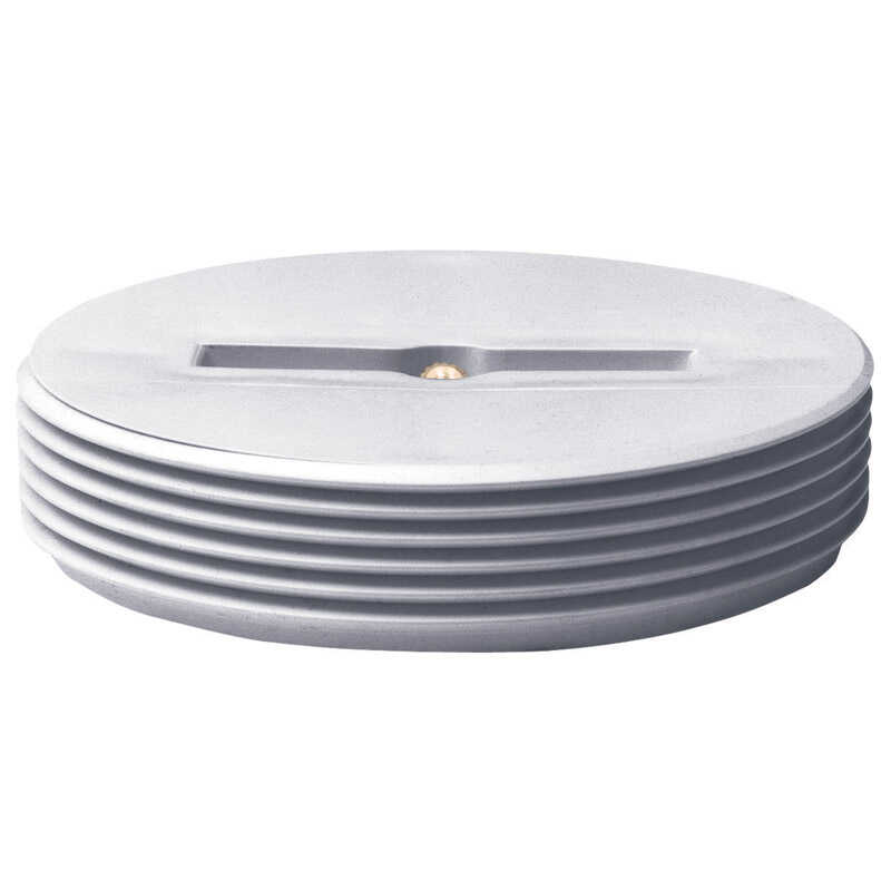 Sioux Chief  3 in. MPT   MPT  Plug