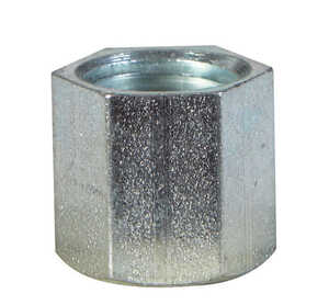 Billco  3/8 in. FPT  Galvanized Steel  Cap