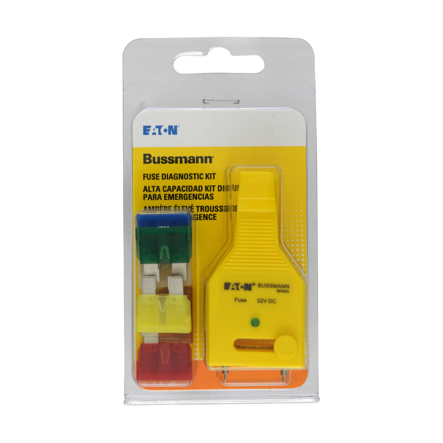Bussmann  30 amps ATCE  Fuse Assortment  6 pk