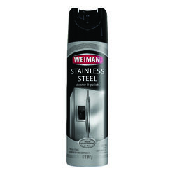 Weiman Floral Scent Stainless Steel Cleaner & Polish 17 Spray