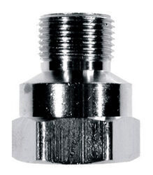 JMF 3/8 in. Male x 1/2 in. Dia. Female Brass Adapter