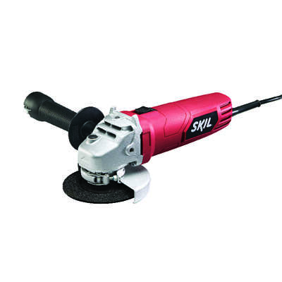 Skil Corded 120 volt 6 amps 4-1/2 in. Angle Grinder Kit 11000 rpm Kit Small