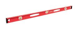 Craftsman  48 in. Aluminum  I-Beam  Level  3 vial