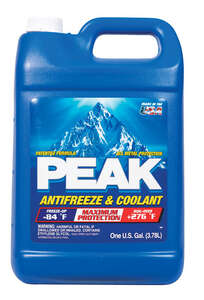 Peak  Antifreeze/Coolant  128 oz.