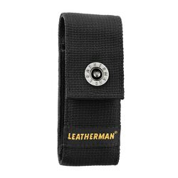 Leatherman 1 pocket Nylon/Metal Belt Sheath 4.5 in. L x 0.8 in. H Black