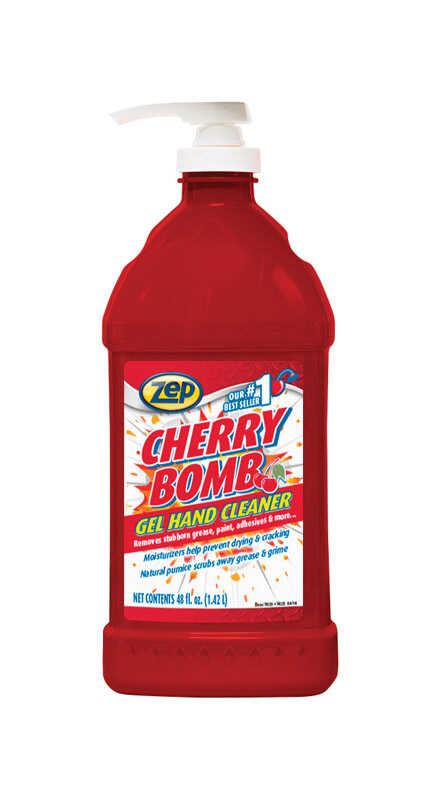 Zep  Cherry Scent Heavy Duty Hand Cleaner  48