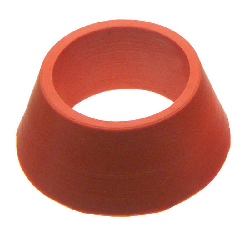 Danco  1/2 in. Dia. Synthetic Rubber  Washer  5