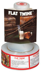 Nifty  Flat Twine  2 in. W x 650 ft. L Stretch Film