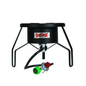 Bayou Classic  Welded Steel Frame  Outdoor Cooker  0 qt.