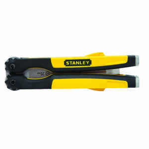 Stanley  FatMax  1 in. W x 9 in. L Steel  Pocket Chisel  Yellow  1 pk