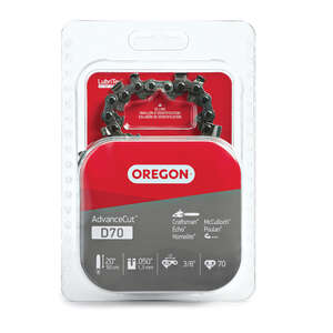 Oregon  20 in. L 70 links Chainsaw Chain