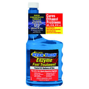 Star brite  Star Tron  Gasoline  Enzyme Fuel Treatment  32 oz.