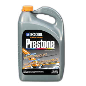 Prestone  Dex-Cool  Concentrated Antifreeze/Coolant  1 gal.