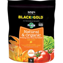 Black Gold Organic All Purpose Potting Mix 8 qt.
