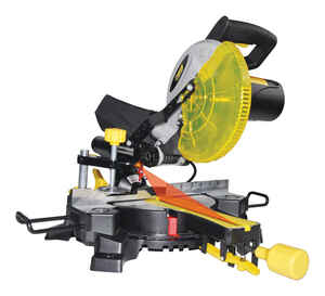 Steel Grip  7-1/4 in. Corded  Compound Mitre Saw  120 volt NA hp 5500 rpm