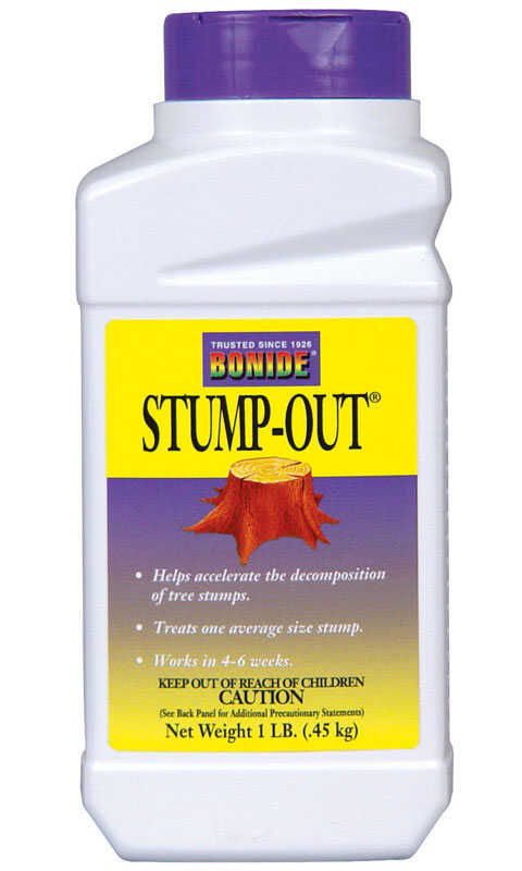 Bonide  Stump Out  Granules  Tree Root Decomposition Accelerater  1 lb.