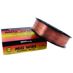 Forney  ER70S-6  0.035 in. Mild Steel  MIG Welding Wire  70000 psi 10 lb.