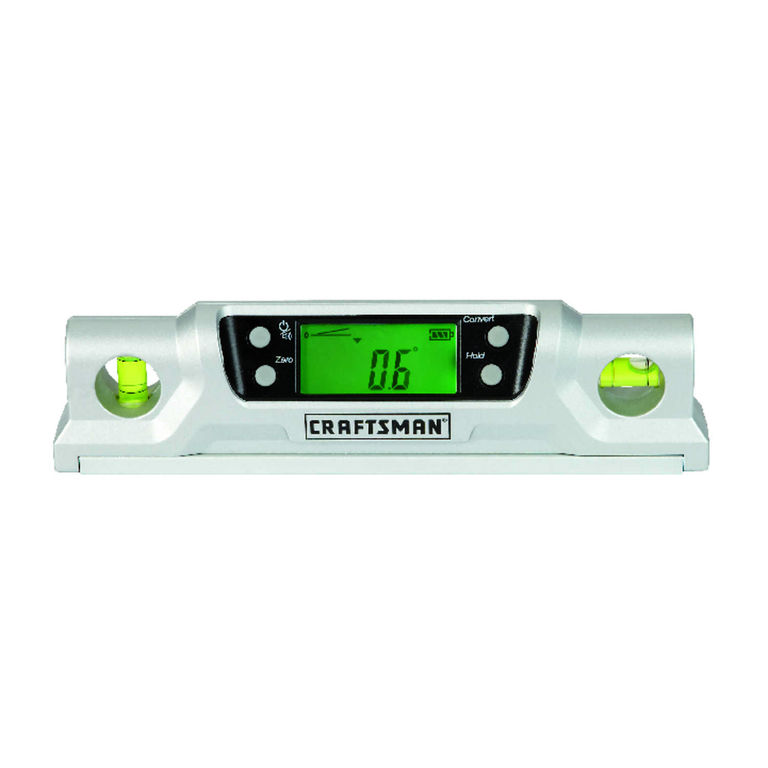 Craftsman  8-1/4 in. Aluminum  Torpedo  Level  2