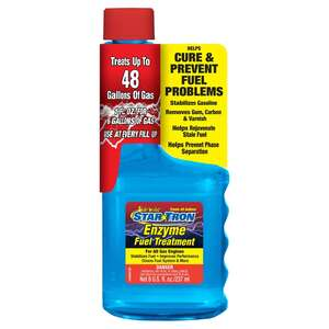 Star brite  Star Tron  Gasoline  Enzyme Fuel Treatment  8 oz.