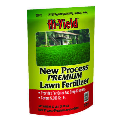 Hi Yield New Process 15 5 10 Lawn Fertilizer For All Grass