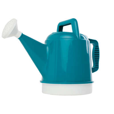 Bloem  Teal  2.5 gal. Resin  Watering Can